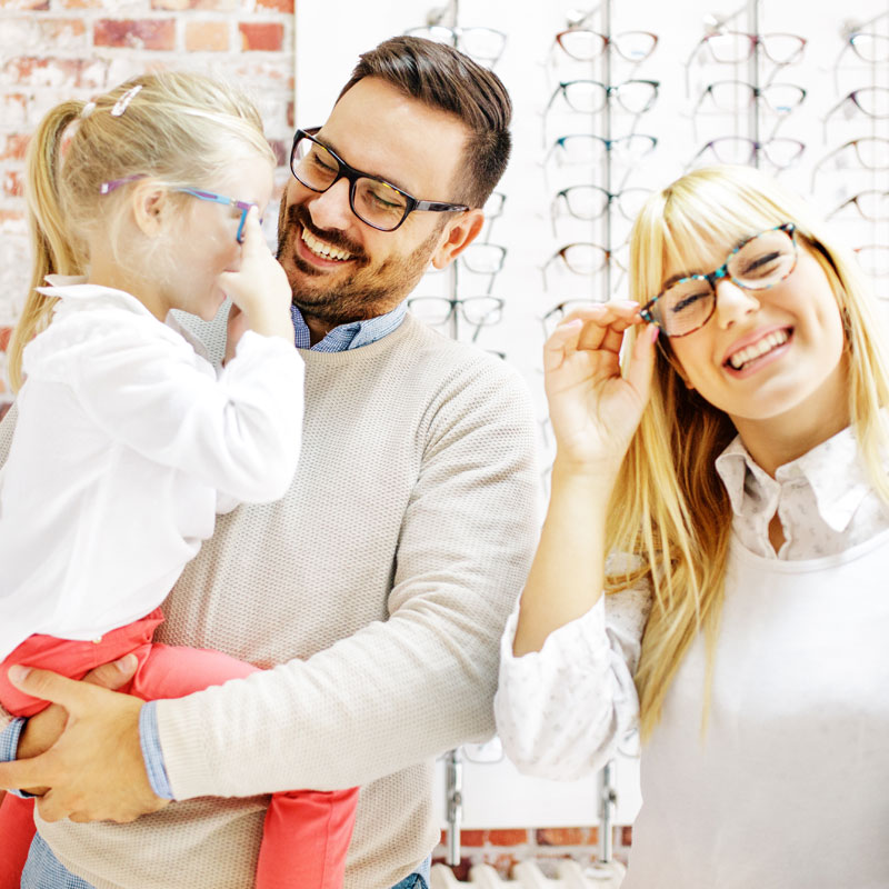 Johnson iCare - Glasses, Frames, Lenses, Contacts, Exams
