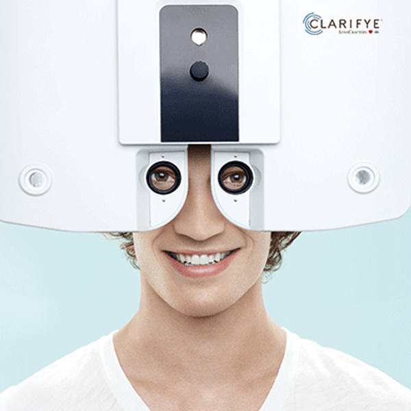 Clarifye Advanced Digital Eye Exam in Hendersonville, TN